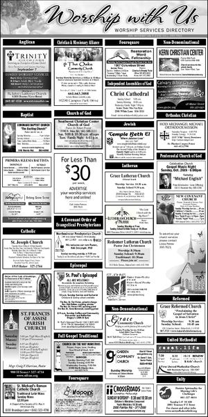 Worship Guide 10/25/14