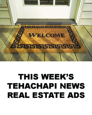 Tehachapi Real Estate 5/6/2015