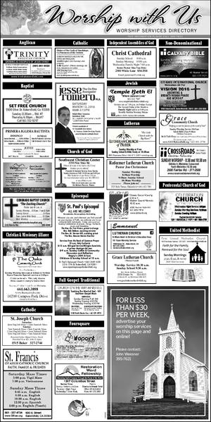 Worship Guide 02/06/2016