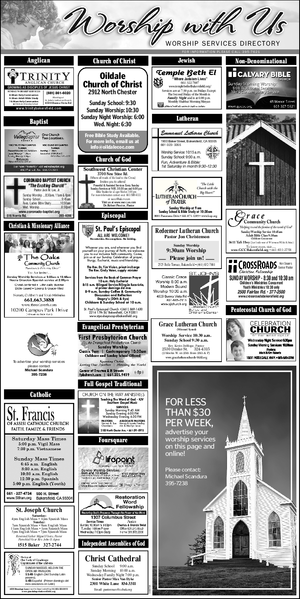 Worship 7-23-16